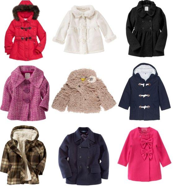 Stylish and warm winter coats for kids popsugar moms