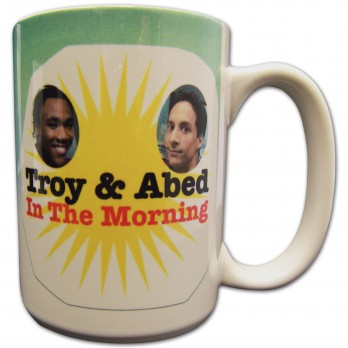 Community Troy and Abed Mug ($12)