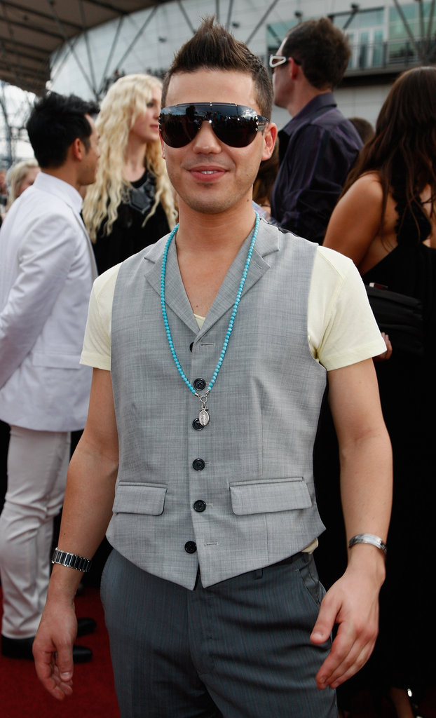 2008: Anthony Callea