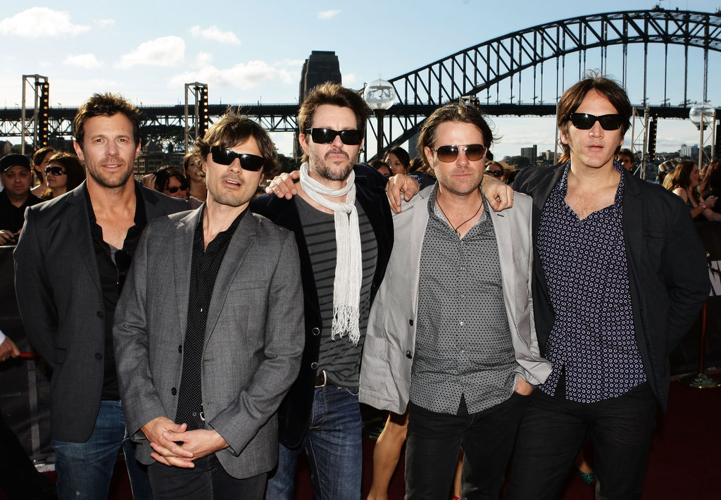 2010: Powderfinger