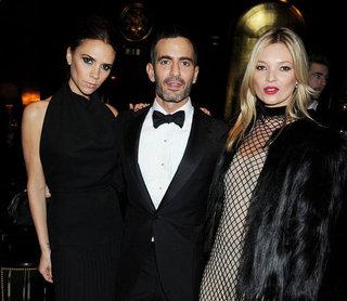 2011 British Fashion Awards Winners, Red Carpet Fashion