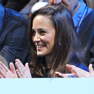 Pippa Middleton Book Deal Tennis Match Pictures