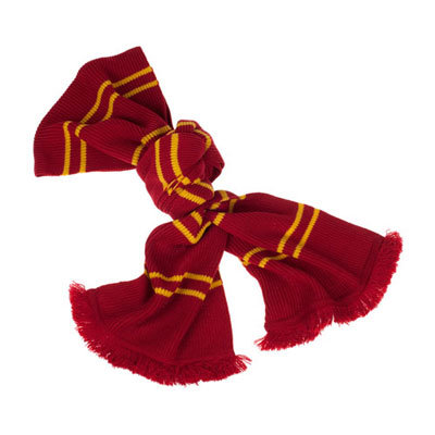 Harry Potter Authentic Gryffindor Scarf ($35)