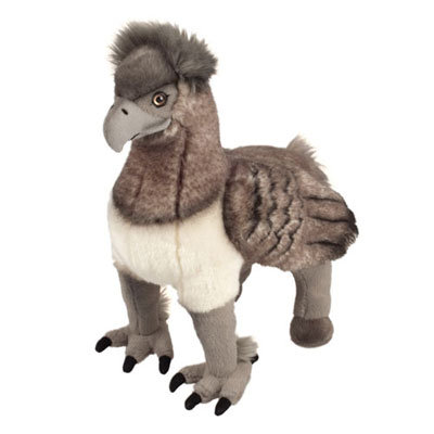 Harry Potter Buckbeak Plush ($25)