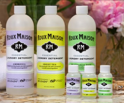Any of Roux Maison's detergents would make a sweet and practical stocking stuffer. Plus, these laundry detergents and stain solutions are custom blended with 100 percent natural essential oils that are synthetic and preservative free.