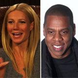 Gwyneth Paltrow on Friend Jay-Z (Video)