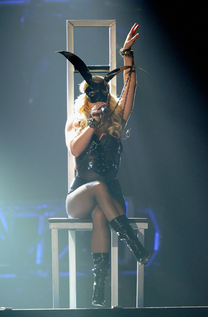 Her Billboard Music Awards performance in 2011 was one to remember.