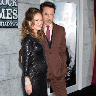 Sherlock Holmes 2 Premiere Pictures with Rachel McAdams, Robert Downey Jr, Guy Ritchie, Noomi Rapace