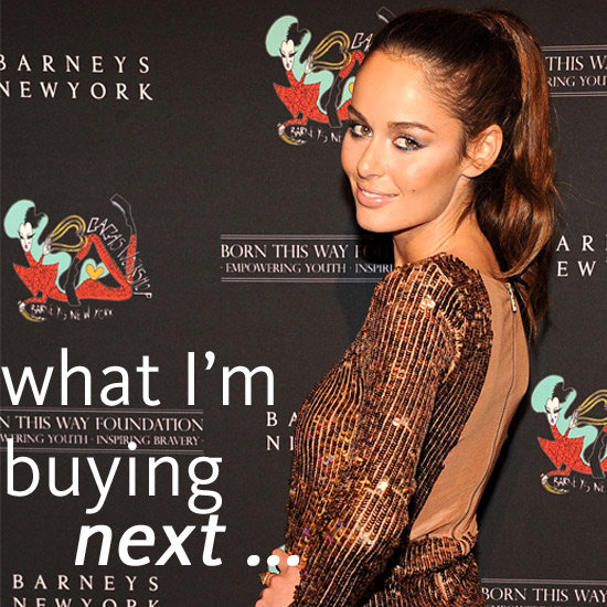 Nicole Trunfio Shares Her Must-Have Fashion Items With Us, Including Isabel Marant's Lust-Worthy Hi-Tops!