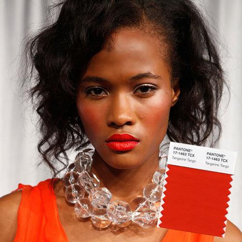 Pantone's 2012 Color of the Year: Tangerine Tango