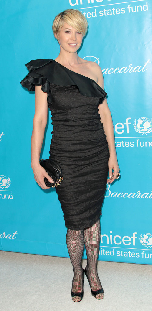 Jenna Elfman at the 2011 UNICEF Ball in LA.