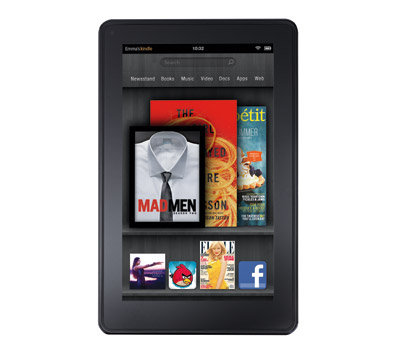 Kindle Fire ($199)
