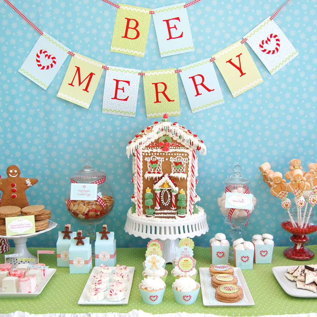Christmas Children Party: Christmas Party Ideas For Kids
