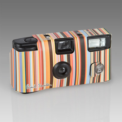 Paul Smith Disposable Flash Camera