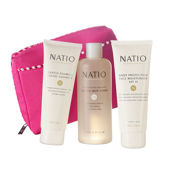 Natio Facial Three Step Gift Set, $24.95
