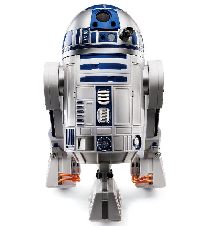Voice Activated R2-D2 ($200)