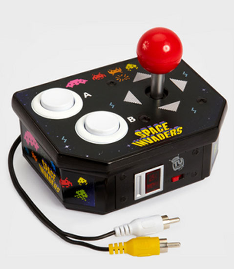 Space Invaders Video Game Kit ($44)