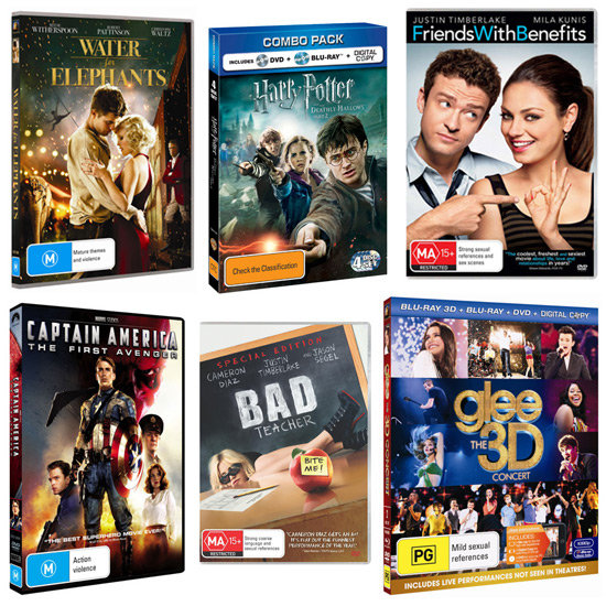 Fitness Dvd For Very Unfit: Win A Big DVD Prize Pack With The Year's Best Movie