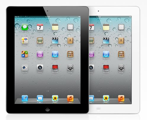 Apple iPad 2, from $579