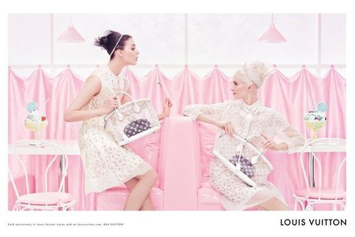 Louis Vuitton Spring 2012 Ad Campaign