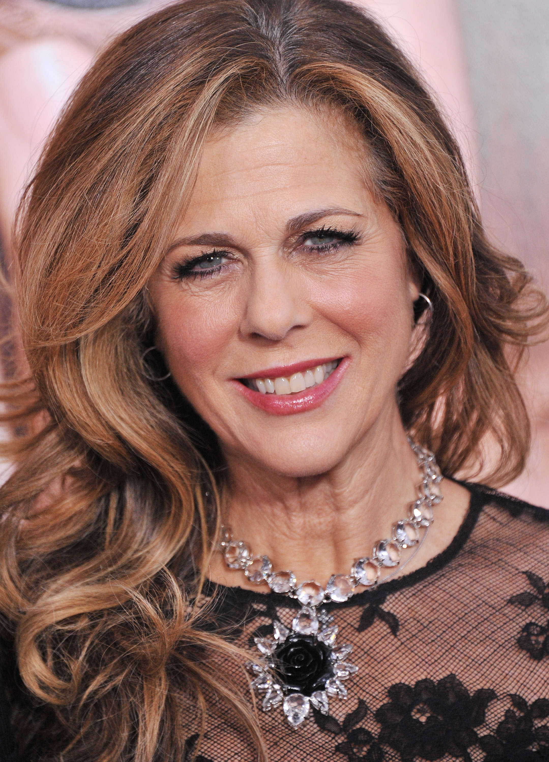 Rita Wilson Rita Wilson hit the red carpet for her husband39s new film
