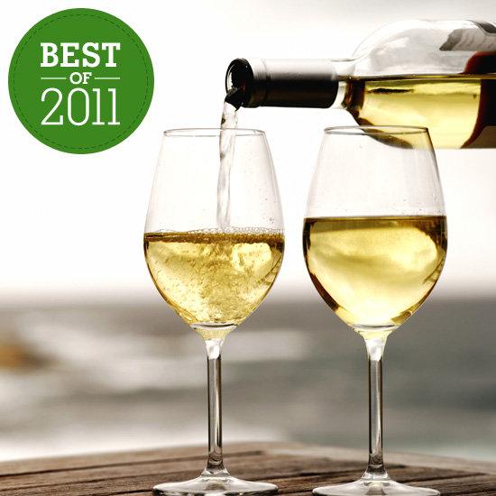 Best White Wines in 2011