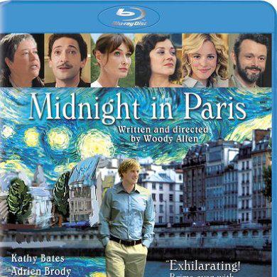 Midnight in Paris DVD Release Date Is December 20