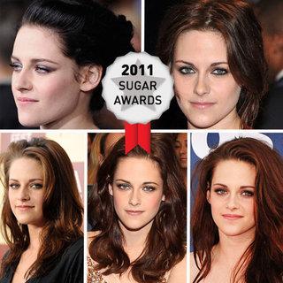 Best Beauty Comeback of 2011: Kristen Stewart
