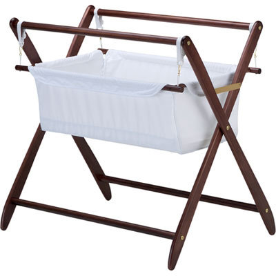 Cariboo Gentle Motions Bassinet ($420)