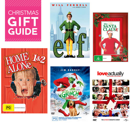 Christmas Gift Guide The Best Christmas Movies Love Actually, A Christmas Carol & More!