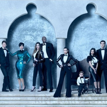 See the 2011 Kardashian-Jenner Christmas Card