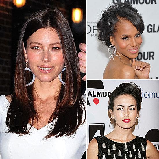 Celebrity Hoop Earrings