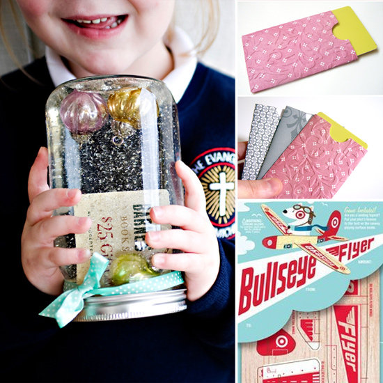 Lil Gift Guide: Fun Gift Card Holders