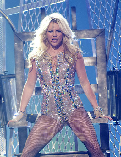 12. Britney's Successful Tour