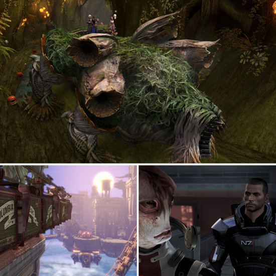 Best Video Games of 2012