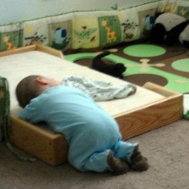 Floor Beds For Babies