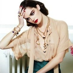 Nina Ricci Jacket and 1970s Style Inspiration