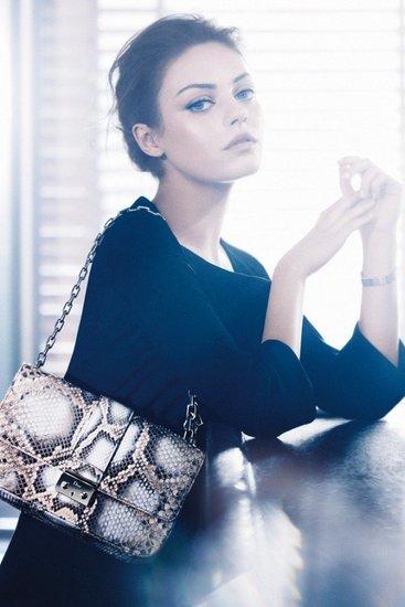Mila Kunis is the Face of Dior 2012