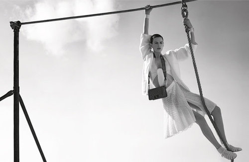 Chanel Spring 2012 Ad Campaign