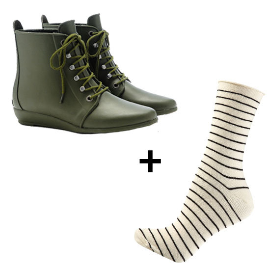 5 Ultra Cute Boot-and-Sock Combos to Try On