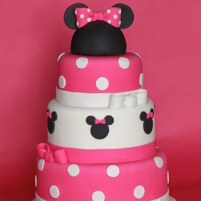 Minnie Mouse First Birthday Party Via Little Wish Parties: Minnie Mouse Birthday Party Ideas