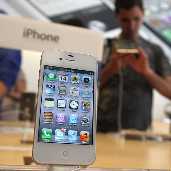 iPhone 4S Data Usage