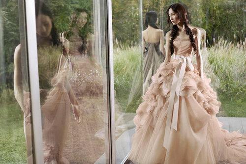 Vera Wang Spring 2012 Ad Campaign