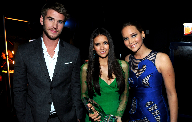 Liam, Nina, and Jennifer