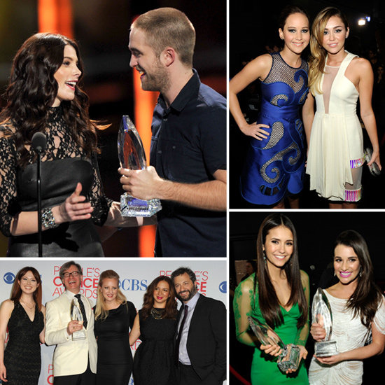 Nina's Win, Robert's Shaved Head on Stage, and More People's Choice Highlights!