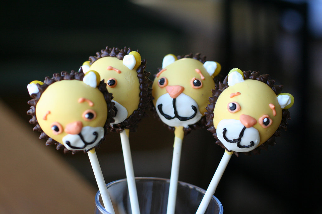 pink safari baby shower cake pops safari baby shower cake pops