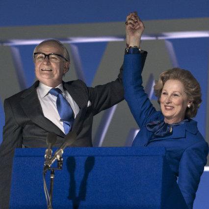 Meryl Streep in Iron Lady