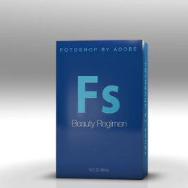 This Spoof Beauty Ad Pokes Fun at Photoshop Retouching