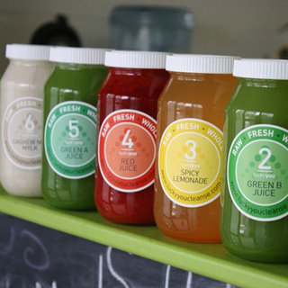 Detox Diary: Review of Lucky You Juice 3-Day Juice Cleanse