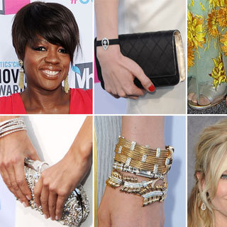 Critics' Choice Awards Shoes and Accessories